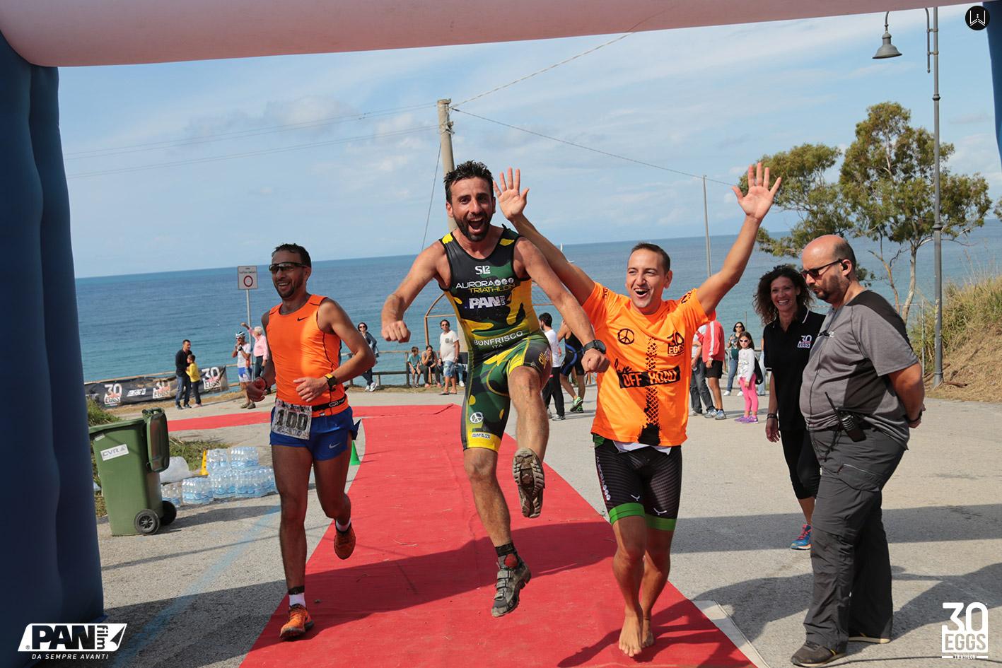 Staffettisti - 30EGGS Triathlon Cross Super Sprint