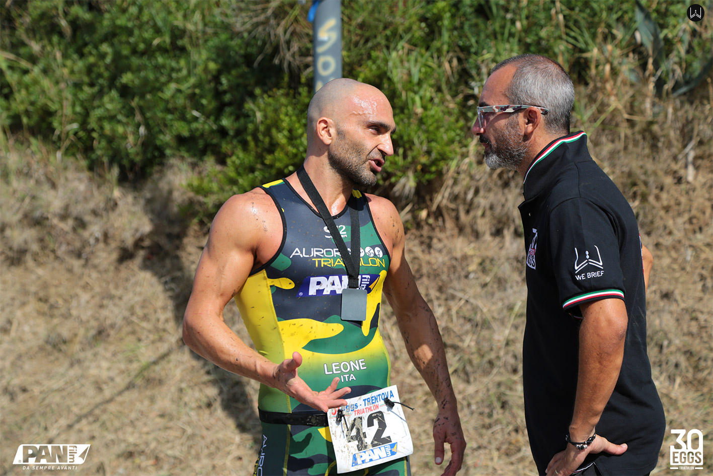 Commenti a caldo - 30EGGS Triathlon Cross Super Sprint