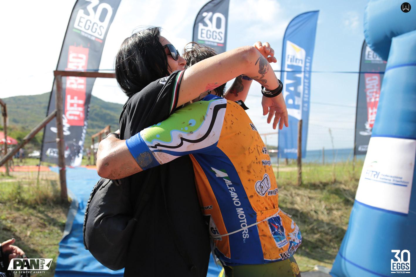 Abbraccio - 30EGGS Triathlon Cross Super Sprint