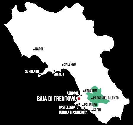 Mappa Campania - 30EGGS