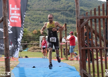 Partenza Run - 30EGGS Triathlon Cross Super Sprint