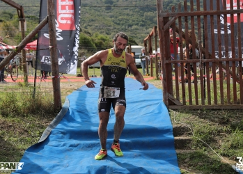 Partenza Run - 30EGGS Triathlon Cross Super Sprint