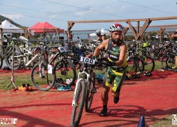 Partenza mtb - 30EGGS Triathlon Cross Super Sprint