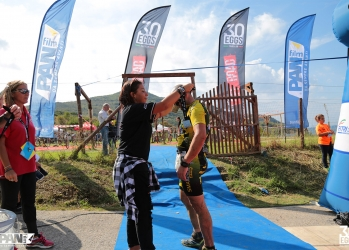 Arrivo - 30EGGS Triathlon Cross Super Sprint