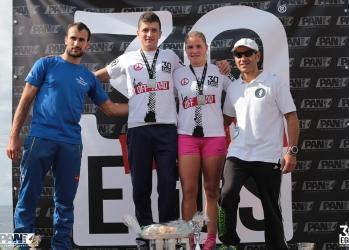 Podio - 30EGGS Triathlon Cross Super Sprint