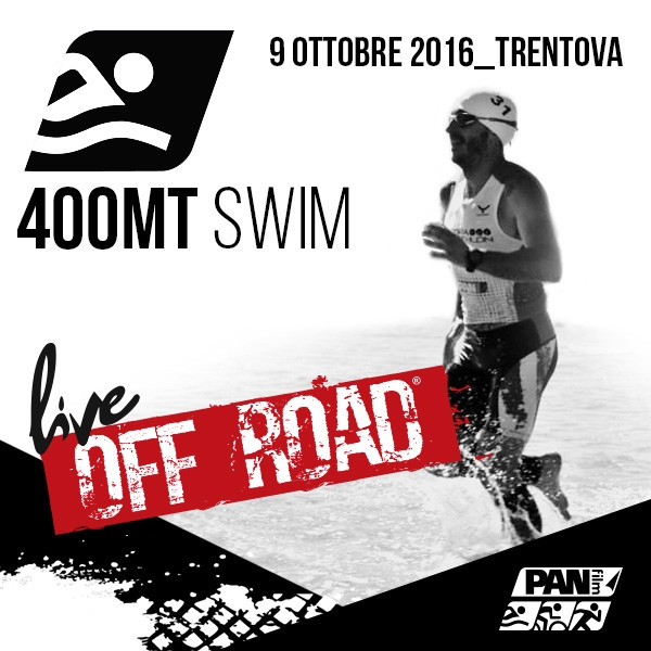 400mt SWIM - 30EGGS live off road - Triathlon